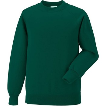 Textil Criança camisolas Jerzees Schoolgear R271B Garrafa Verde