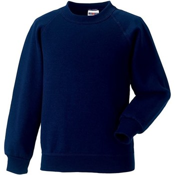 Textil Criança camisolas Jerzees Schoolgear R271B marinha francesa