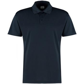 Textil Homem Polos mangas curta Kustom Kit KK455 Marinha