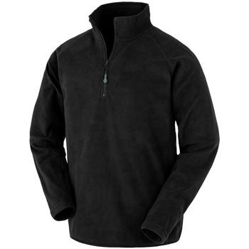 Textil Homem Casaco polar Result Genuine Recycled R905X Preto
