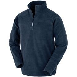Textil Homem Casaco polar Result Genuine Recycled R905X Marinha