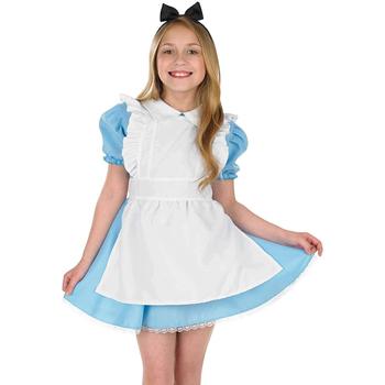 Textil Rapariga Vestidos curtos Bristol Novelty  Azul/branco/preto