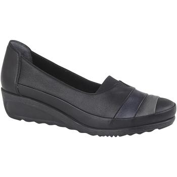 Sapatos Mulher Mocassins Mod Comfys  Preto