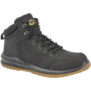 Sapatos Homem Sapatos de caminhada Grafters  Preto