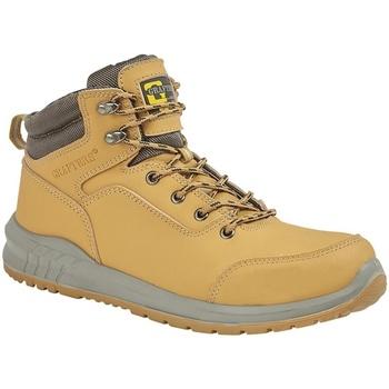 Sapatos Homem Sapatos de caminhada Grafters  Mel