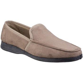 Sapatos Homem Mocassins Fleet & Foster  Bege