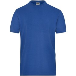 Textil Homem T-Shirt mangas curtas James And Nicholson  Real