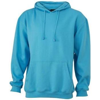 Textil Sweats James And Nicholson  Azul Céu