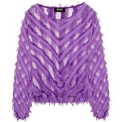 Textil Mulher Tops / Blusas Girls On Film  Púrpura