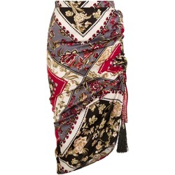 Textil Mulher Saias Girls On Film  Multicolorido