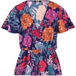 Textil Mulher Tops / Blusas Girls On Film  Azul