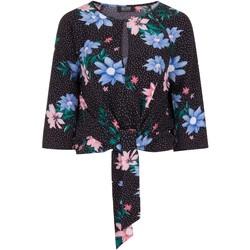Textil Mulher camisas Girls On Film  Preto