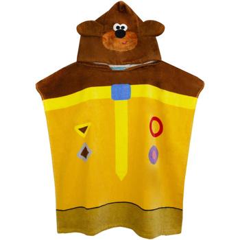 Textil Criança Roupão Hey Duggee  Amarelo