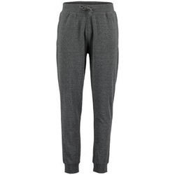 Textil Homem Calças de treino Kustom Kit KK933 Marl cinzento escuro