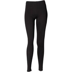 Textil Mulher Collants Skinni Fit SK64 Preto