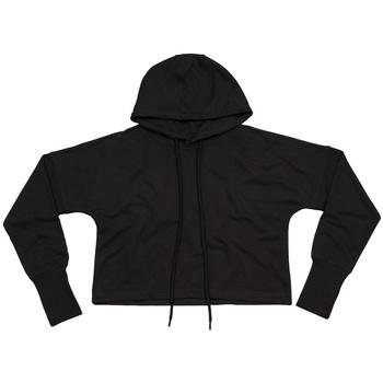 Textil Mulher Sweats Mantis M140 Preto