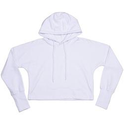 Textil Mulher Sweats Mantis M140 Branco
