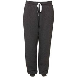 Textil Calças de treino Canvas CV3727 Cinza Escura Heather