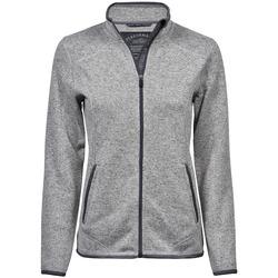 Textil Mulher Casacos  Tee Jays T9616 Melange Cinza