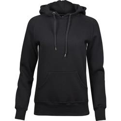Textil Mulher Sweats Tee Jays T5431 Preto