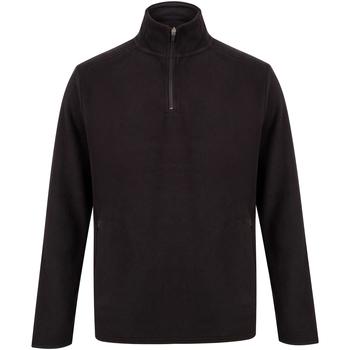 Textil Homem Sweats Henbury H858 Preto