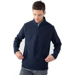 Textil Homem Sweats Henbury H858 Marinha