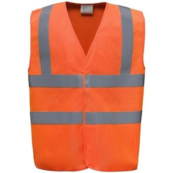 Textil Casacos de malha Yoko YK110 Orange