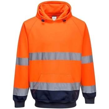 Textil Homem Sweats Portwest  Laranja/Naviada