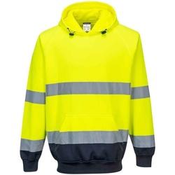 Textil Homem Sweats Portwest  Amarelo/Navio