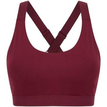 Textil Mulher Tops e soutiens de desporto Tombo TL371 Borgonha escura