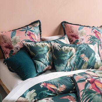 Casa Fronha de almofada  Linen House RV1738 Multicolorido