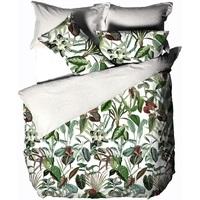Casa Capa de edredão Linen House Lit King Size RV1840 Multicolorido