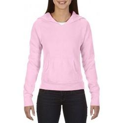 Textil Mulher Sweats Comfort Colors CO052 Florescer