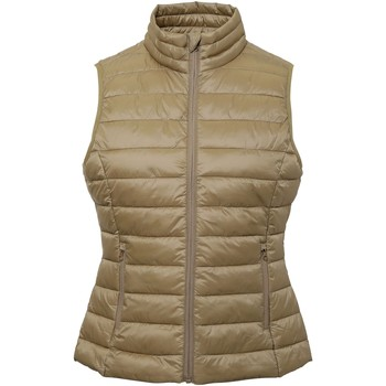 Textil Mulher Casacos de malha 2786 TS31F Khaki