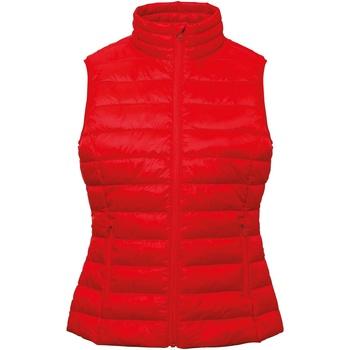 Textil Mulher Casacos de malha 2786 TS31F Vermelho