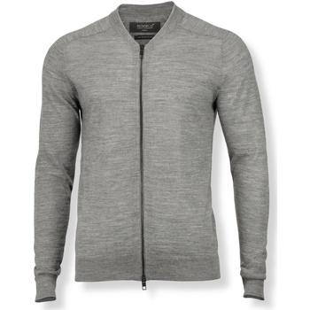 Textil Homem Sweats Nimbus NB93M Melange Cinza