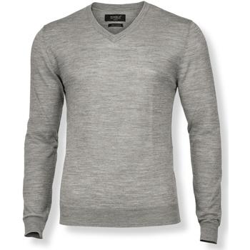 Textil Homem Sweats Nimbus NB92M Melange Cinza