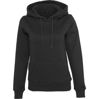 Textil Mulher Sweats Build Your Brand BY026 Preto