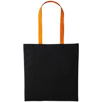 Malas Cabas / Sac shopping Nutshell RL150 Preto/ Laranja