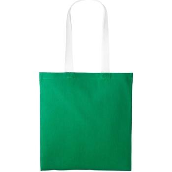Malas Cabas / Sac shopping Nutshell RL150 Kelly Green/White