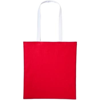 Malas Cabas / Sac shopping Nutshell RL150 Vermelho/branco