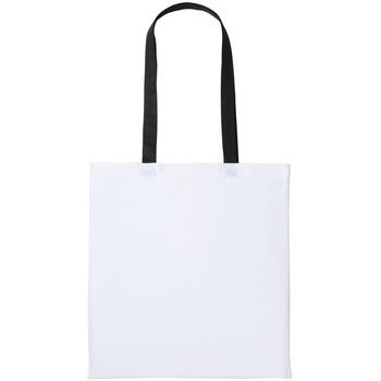 Malas Cabas / Sac shopping Nutshell RL150 Branco/Preto