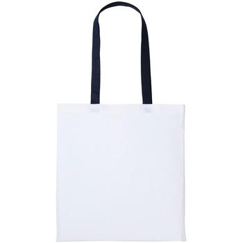 Malas Cabas / Sac shopping Nutshell RL150 Marinha Branca/Oxford