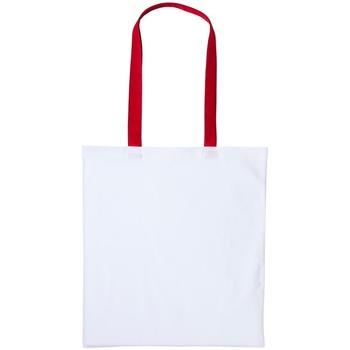 Malas Cabas / Sac shopping Nutshell RL150 Branco/vermelho