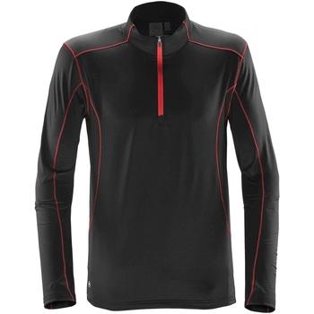 Textil Homem Sweats Stormtech ST177 Preto/Vermelho
