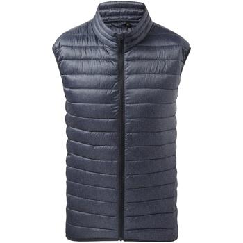 Textil Homem Casacos de malha 2786 TS038 Marinha Melange