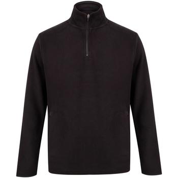 Textil Sweats Henbury HB858 Preto