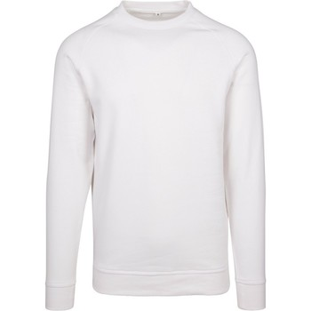 Textil Homem Sweats Build Your Brand BY094 Branco