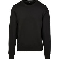 Textil Homem Sweats Build Your Brand BY119 Preto