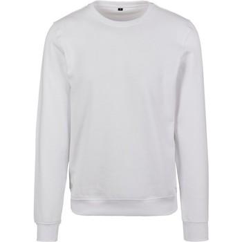 Textil Homem Sweats Build Your Brand BY119 Branco